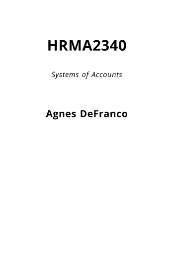 Cover image for HRMA2340