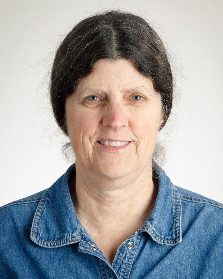 A photograph of Dr. Virginia Sisson